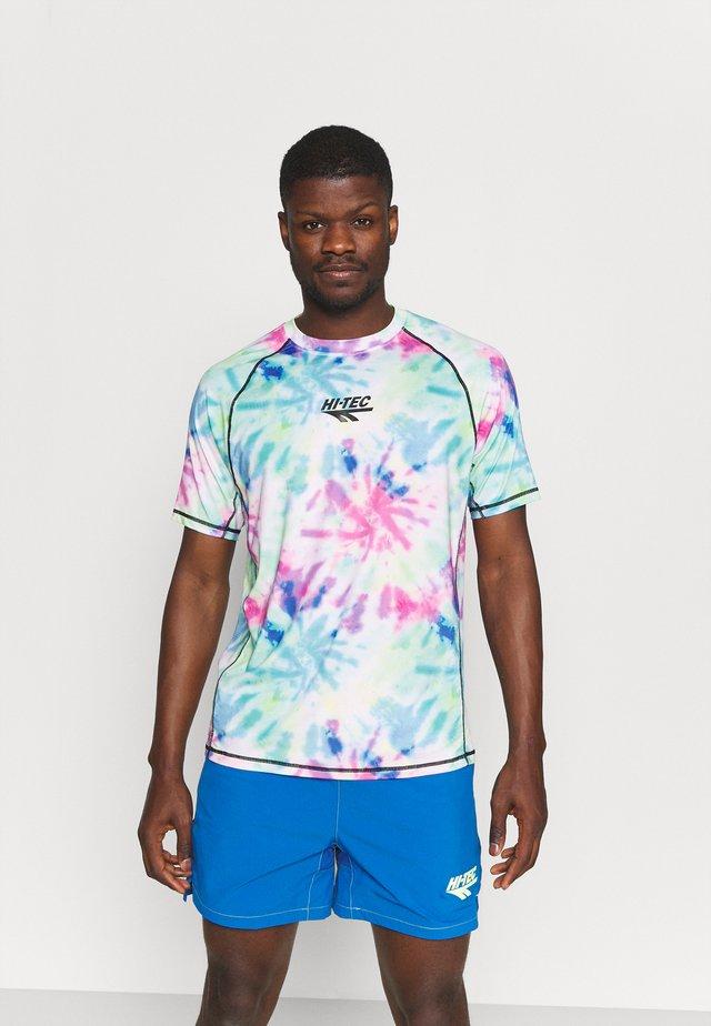 BOLT TEE - T-shirt imprimé - multi