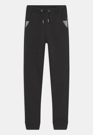 KIDS BOYS TROUSER - Pantaloni sportivi - schwarz