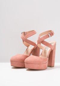 Even&Odd - High heels - rose - 4