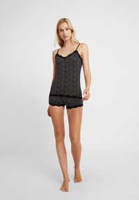 Etam - FLAVIE SHORT - Pyjamasbyxor - multicolore