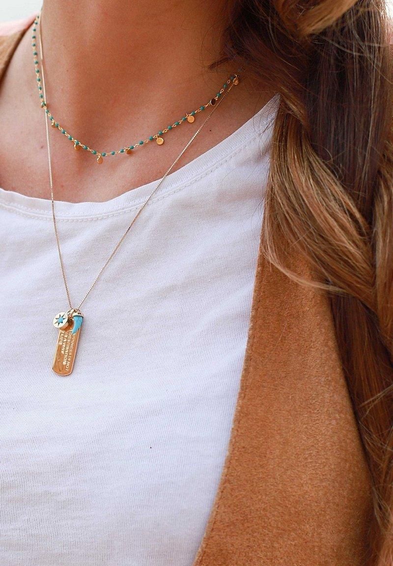 Aran Jewels - Necklace - gold