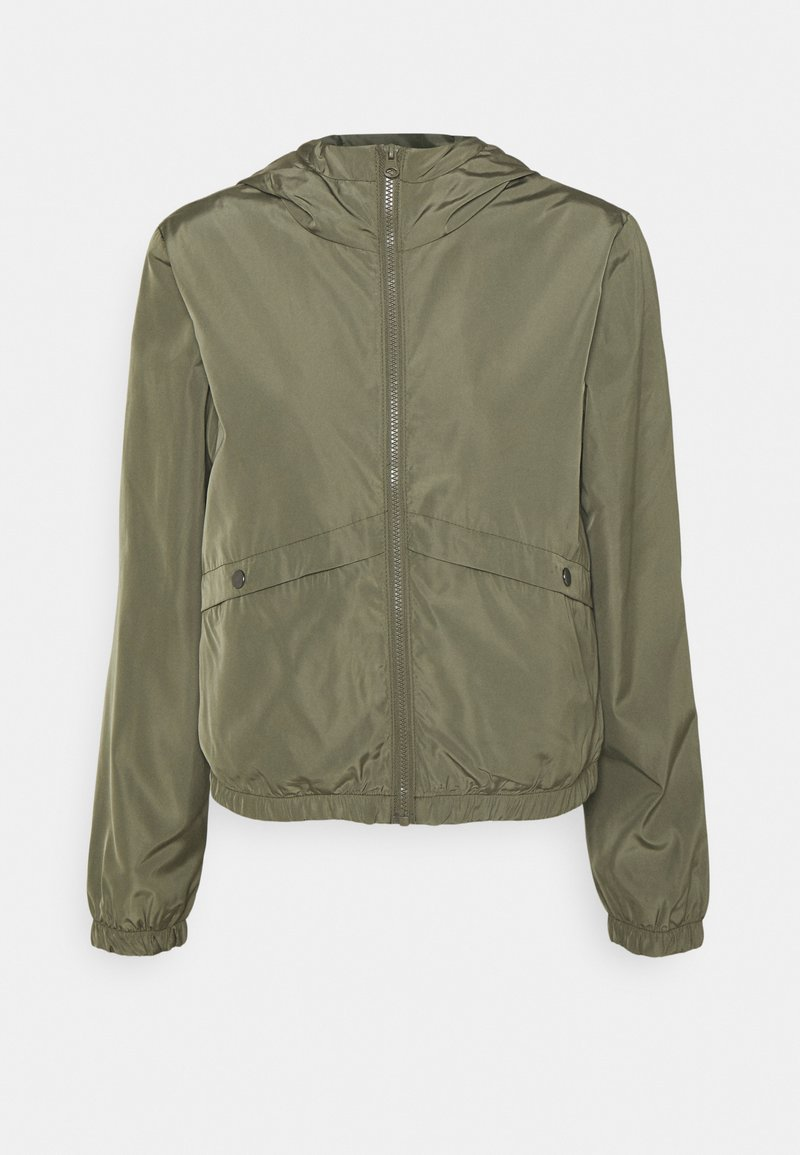 JDY - REACH HOOD - Summer jacket - kalamata
