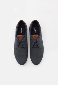 ALDO - AAUWEN - Sznurowane obuwie sportowe - other navy - 3