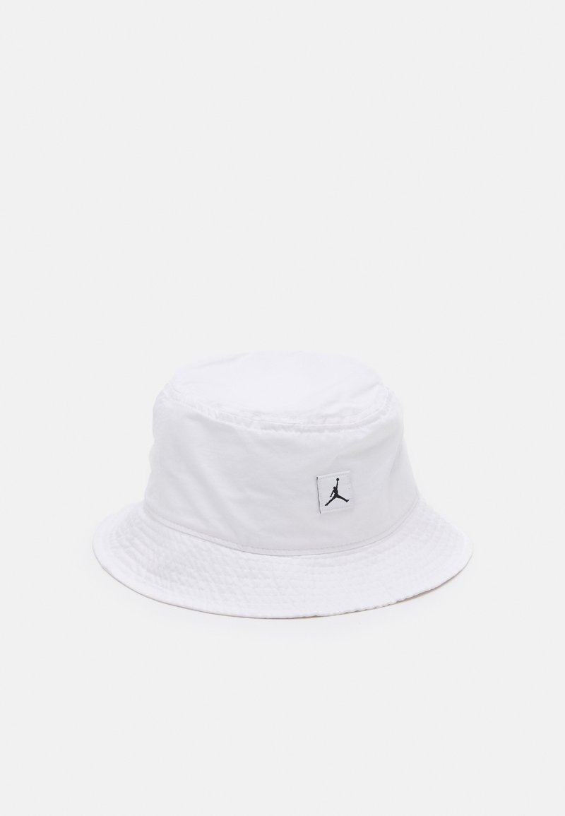 Jordan - BUCKET WASHED UNISEX - Hat - white