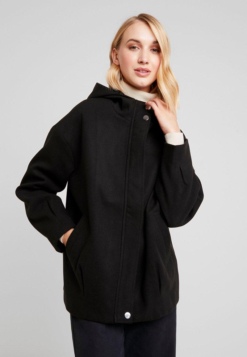 KIOMI - Lehká bunda - black