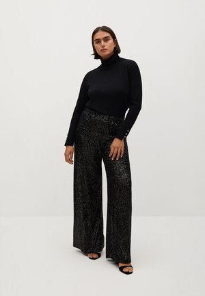 LENNY - Trousers - black