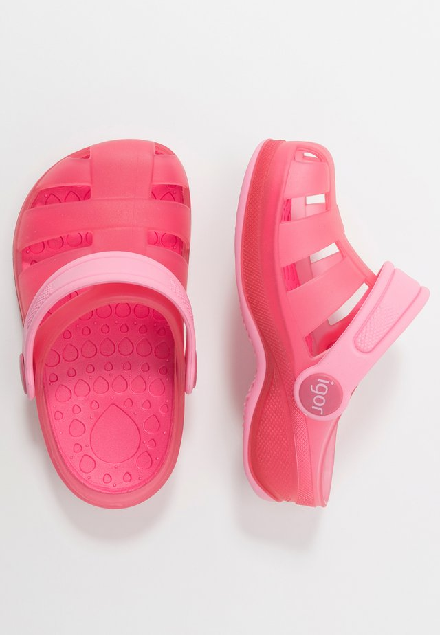 SURFI - Pool slides - fucsia