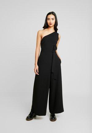MARGIE ONE SHOULDER - Jumpsuit - black