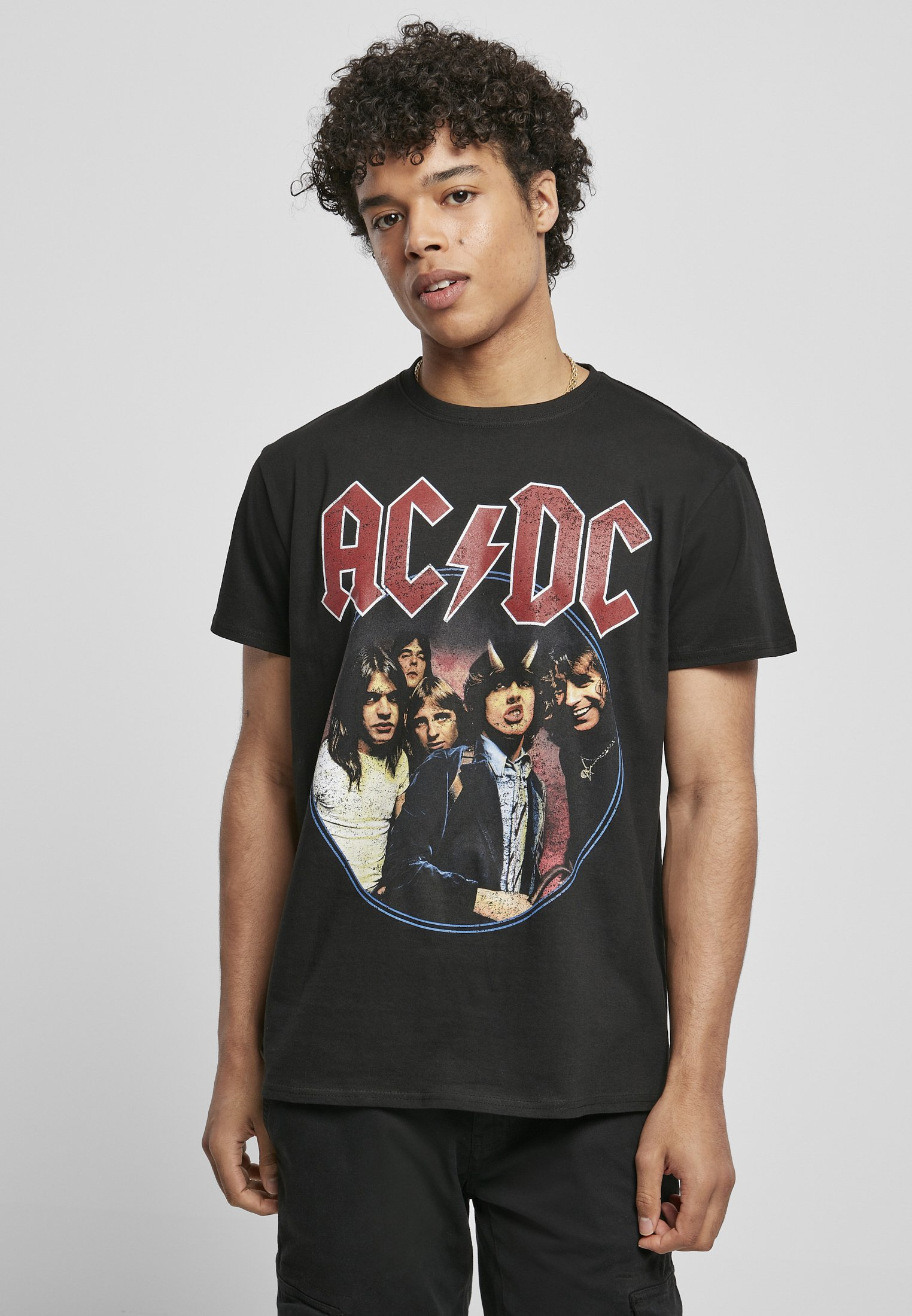 Herrer ACDC  - T-shirts print