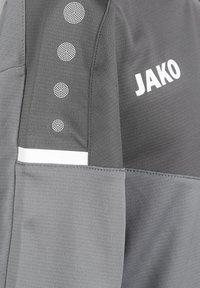 JAKO - CHAMP 2.0 - Print T-shirt - steingrau / anthra light - 2