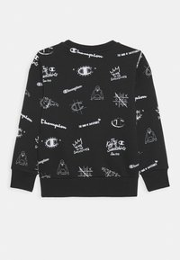 Champion - LEGACY AMERICAN CLASSICS CREWNECK  - Sweater - black - 1
