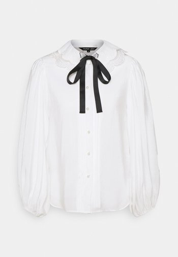 GRAND STAND BOW SHIRT