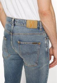 Nudie Jeans - GRIM TIM - Jeans slim fit - worn blues - 5