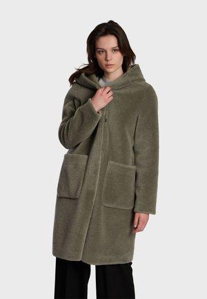 ANGELIQUE - Winter coat - green