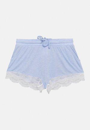 WARM DAY SHORT - Pantalón de pijama - bleu