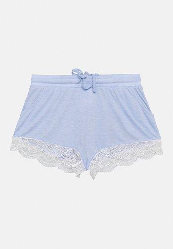 WARM DAY SHORT - Pyžamový spodní díl - bleu