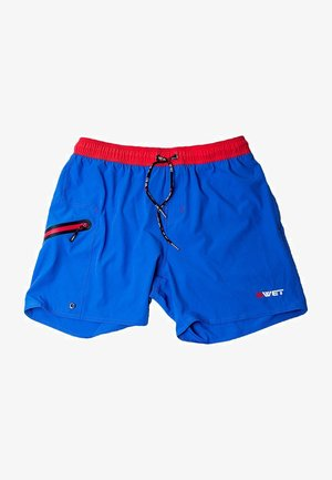 ECO-FRIENDLY QUICK DRY UV PROTECTION PERFECT FIT - Badeshorts - blue