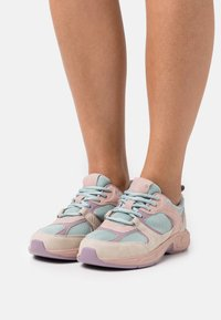Marks & Spencer London - Trainers - blue mix - 0