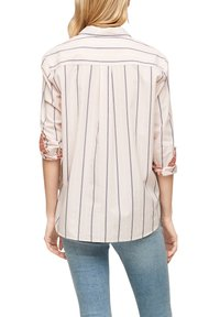 s.Oliver - Button-down blouse - pink - 1