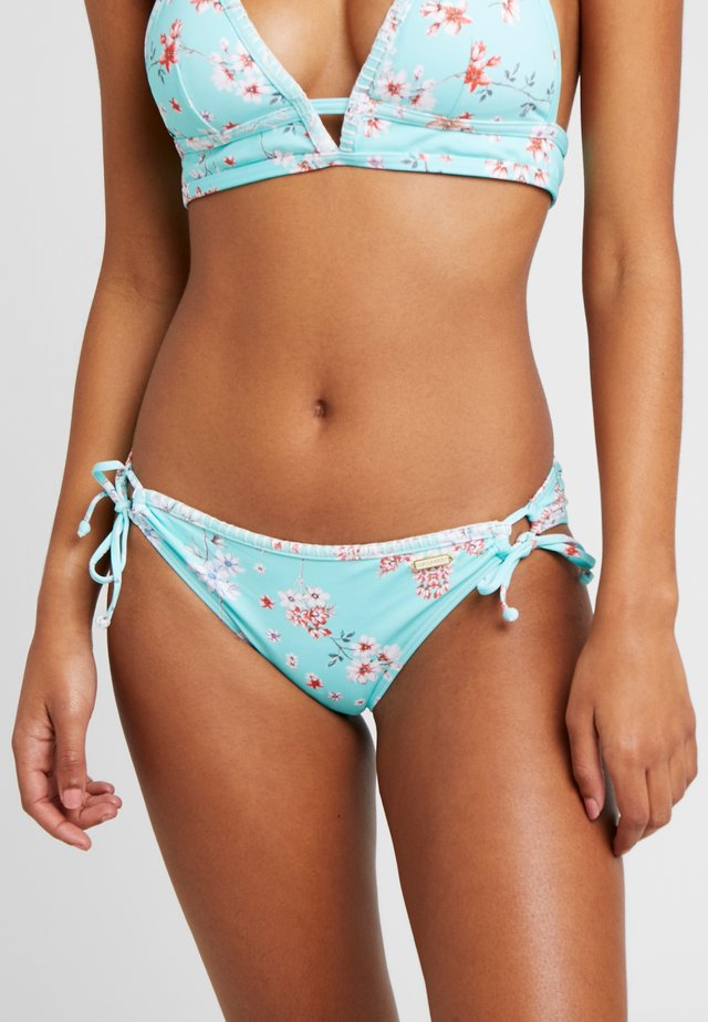 Dół od bikini - turquoise
