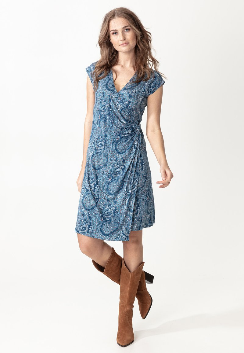 Indiska - Day dress - blue