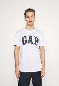GAP - BASIC ARCH 3 PACK - T-shirt med print - multi - 1
