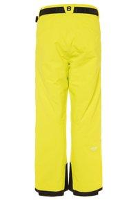 8848 Altitude - GRACE PANT - Zimní kalhoty - lime - 1