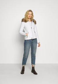 Oakwood - FURY - Winter jacket - white - 1