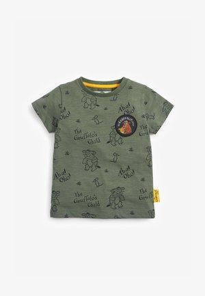 GRUFFALO - Print T-shirt - green