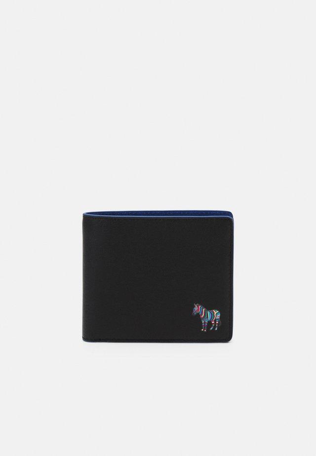 MEN WALLET ZEBRA UNISEX - Wallet - black