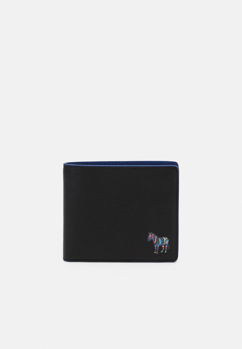 PS Paul Smith - MEN WALLET ZEBRA UNISEX - Wallet - black