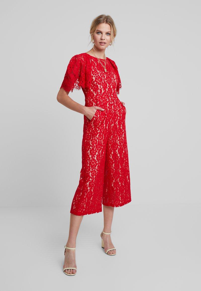 Forever Unique - Jumpsuit - red