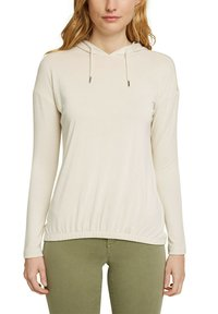 Esprit - FASHION - Long sleeved top - cream beige - 5