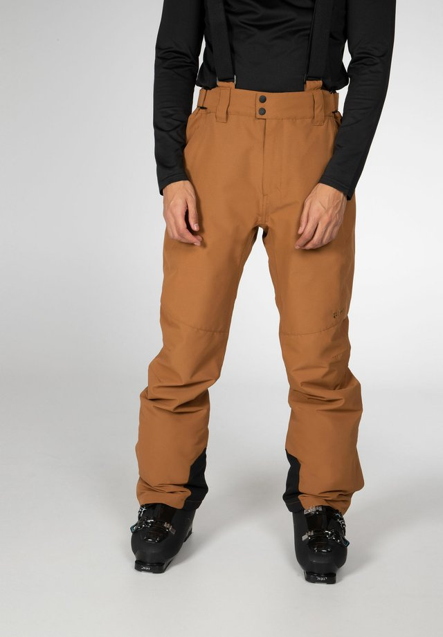 OWENS - Snow pants - beige