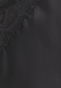 LingaDore - CHEMISE WITH EMBROIDERY CUPS - Nightie - black - 2