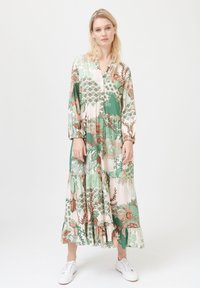 Dea Kudibal - FELICIA V - Maxi dress - prairie green - 0