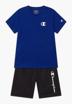 PLAY LIKE A CHAMPION BACK TO SCHOOL SET - Tracksuit - royal blue/black