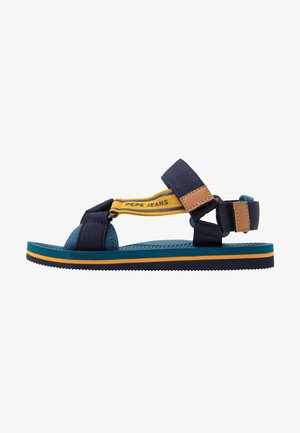 POOL BASIC BOYS - Sandals - navy