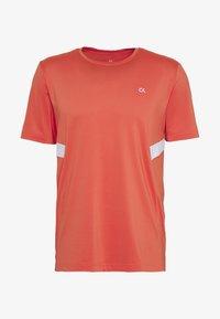 Calvin Klein Performance - SHORT SLEEVE - T-shirts print - red - 5