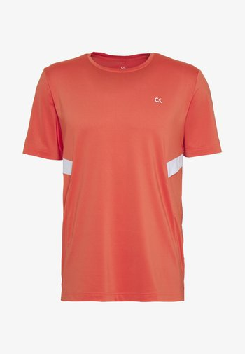 SHORT SLEEVE - T-shirts print - red