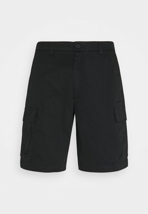 SMART CARGO - Shorts - mineral black