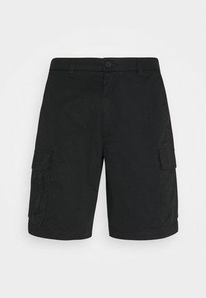 SMART CARGO - Short - mineral black