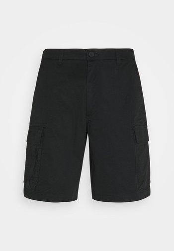 SMART CARGO - Shorts - mineral black