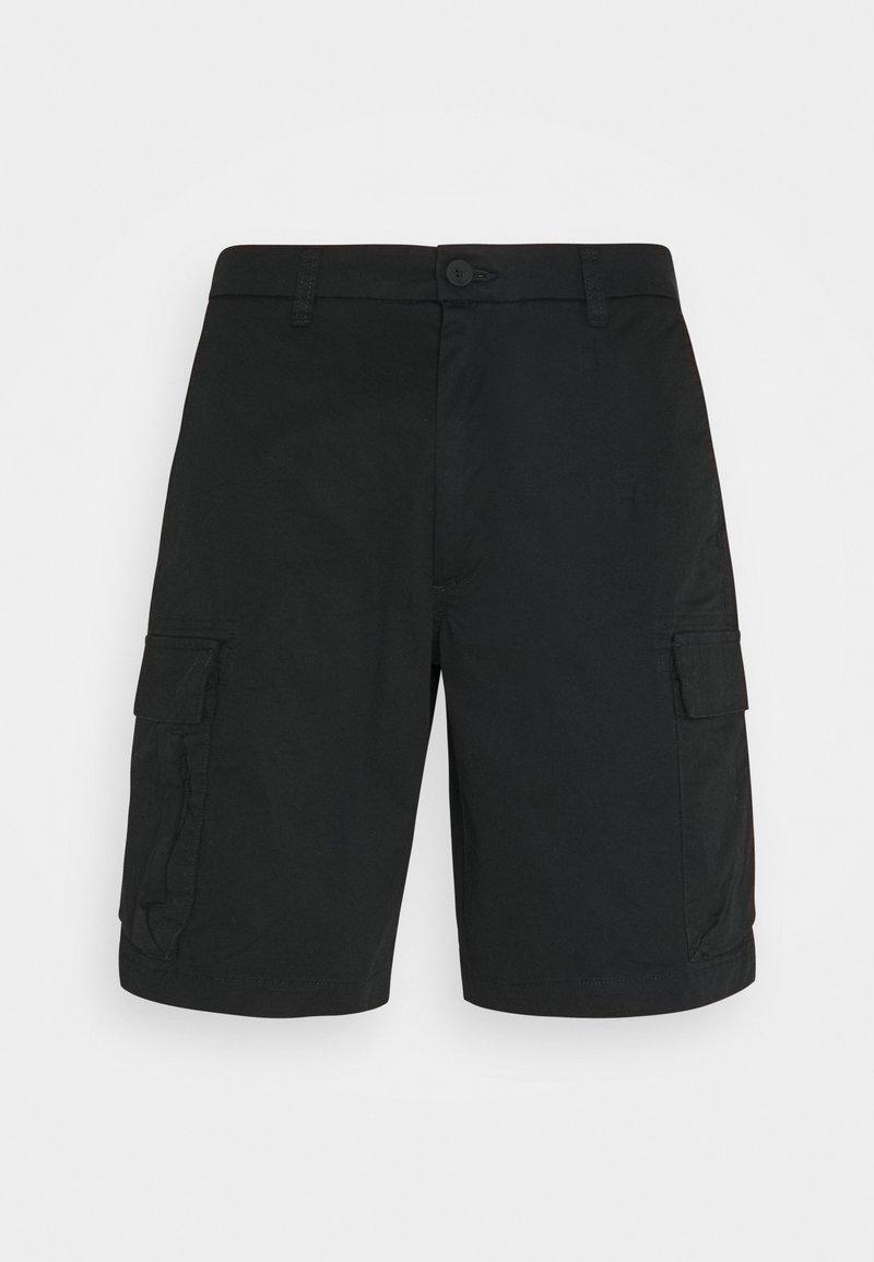 DOCKERS - SMART CARGO - Shorts - mineral black