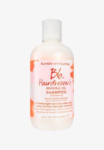 HAIRDRESSER´S INVISIBLE OIL SULFATE FREE SHAMPOO - Shampoo - -