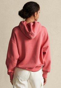 Polo Ralph Lauren - SEASONAL - Sweatshirt - ribbon pink - 2