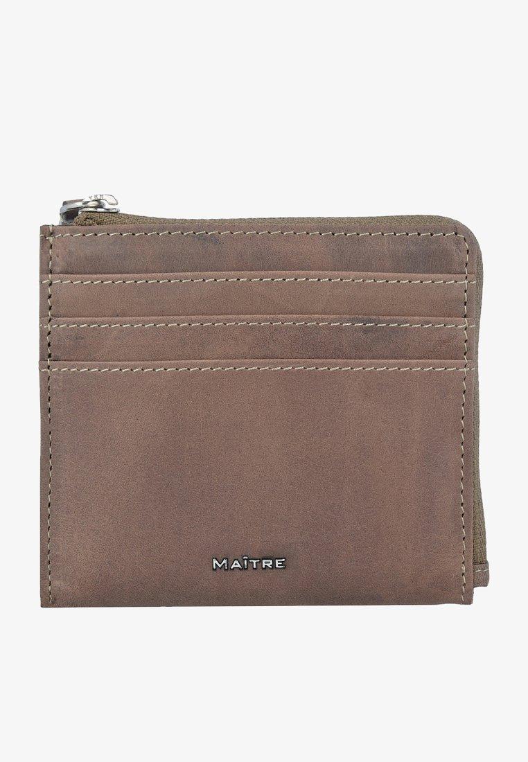Maître - Wallet - light brown