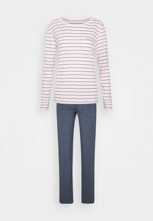 LOUNGESET CREW NECK - Pyjamas - rosa