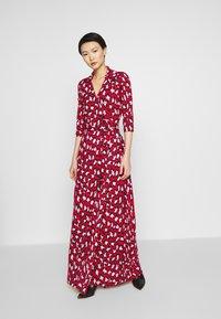 Diane von Furstenberg - ABIGAIL - Maxi dress - red - 1