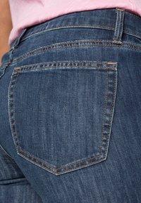GAP - ASTOR - Straight leg jeans - dark indigo - 4